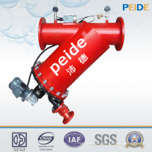 Industrial Brushaway Water Filter for Cooling Water Treatment System