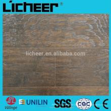 12mm quick click flooring embossed in register laminate flooring