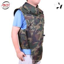 Full Protection Steel Plate Bullet Proof Vest Manufacturer