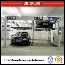 Simple Structure Mechanical Parking Lift and Unit en venta
