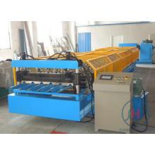 Máquina formadora de rolos de telha controlada por PLC
