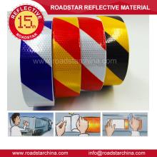 safety vehicle body sticker reflective pvc tape