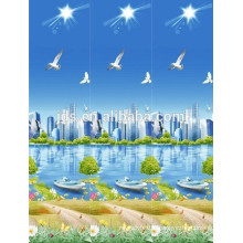 specialized in 3D design polyester printed fabric