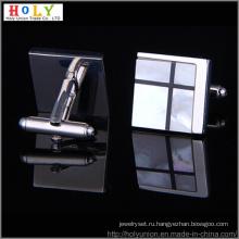 VAGULA дизайн металла рубашку Запонки (Hlk31456)