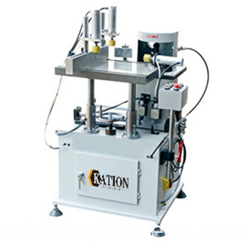 Plastic profile milling machine