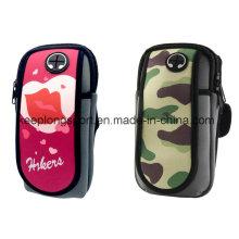 Waterproof Neoprene Armband Mobile Phone Case