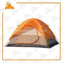 215 * 215 * 130 cm Double personne étanche Double couche extérieur Camping Gear Durable pique-nique tente