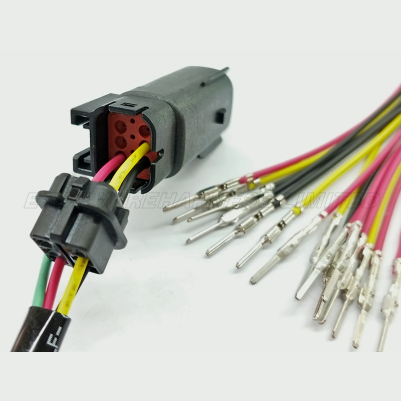 6pin connector cable