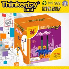 En 71 Juguetes creativos de plástico de bloques de construcción DIY
