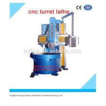 De alta precisión de trabajo pesado cnc torno máquina de precio de la máquina herramienta para la venta caliente