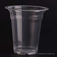 Одноразовый прозрачный питьевой PP стаканчики для воды