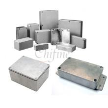 Заказной алюминиевый водонепроницаемый IP68 электрические корпус