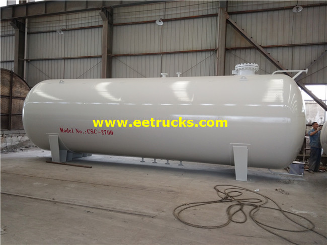 Horizontal 50000L Propane Storage Tanks