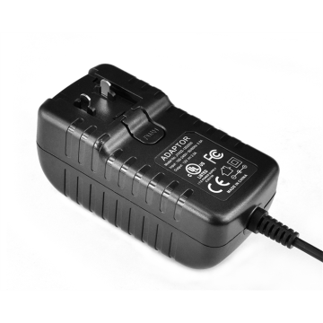 36W Dinding Mount Desktop Switching Power Adapter