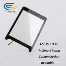 Rtp 3.5 Inch 4 Wire Resistive Industrial Touchscreen Protector