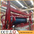 steel tank rolling machine