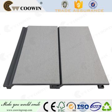 Wood plastic composite decorative wall panel board