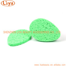 Compressed Bath Sponge Pink and Green Color Optional