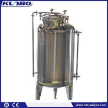 KUNBO 304 or 316 Stainless Steel Beer Wine Storage Bright Beer Tank