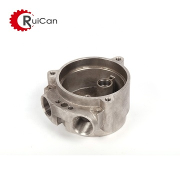 OEM customized custom  stainless steel aluminum titanium process machinery products  for Motorcycle accessories