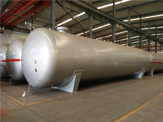 Liquid Ammonia Storage Tank