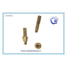2016 Hot sale high quality brass hardware parts