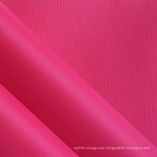 Diamond Grids Nylon-Like Polyester Fabric with PVC
