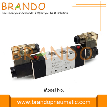 4V320-10 3/8 `` 5/2 Way Pneumatic Air Control Valve
