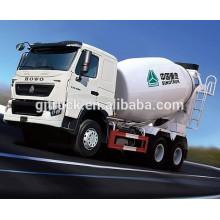 Camión del mezclador de cemento de la impulsión de Dayun 6X4 / camión del mezclador / mezclador del camión / camión mezclador montado en el camión / camión mezclador común