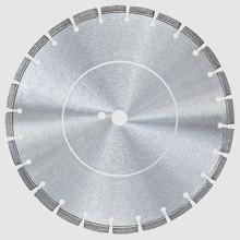 Laser soldadura hoja de diamante para el asfalto (SUADB)