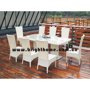 Comfortable Wicker Outdoor Furniture Dining Set Bl-3311A