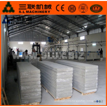 lightweight concrete sandwich wall panel forming machines