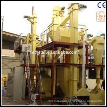 Línea de producción de pellets de alimentación animal flotante de alta calidad