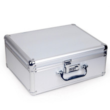 Aluminum Storage Case with Metal Locking