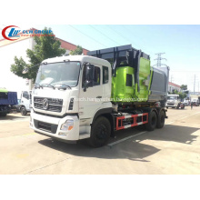 HOT Dongfeng Solid Waste Treatment Facility/Trucks