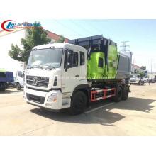 Instalação / Caminhões QUENTES de Tratamento de Resíduos Sólidos Dongfeng