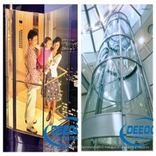 450kg Safe Economic Sightseeing Lift