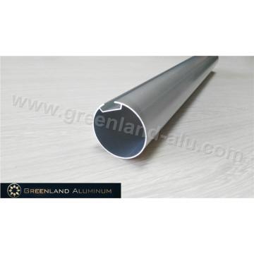Aluminum Anodized Curtain Blind Head Tube