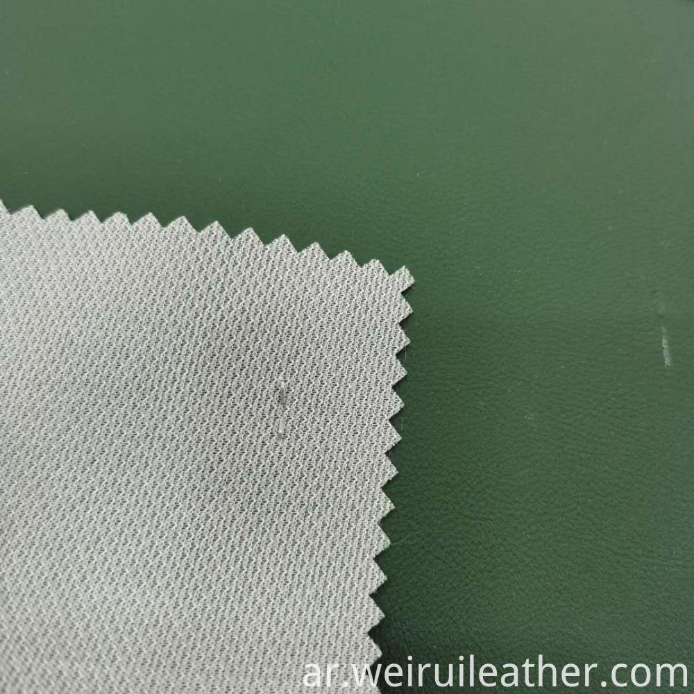 Neat Edges Pvc Leather