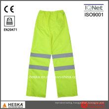 High Visibility Reflective Tape Mens Hi Vis Pants with En20471