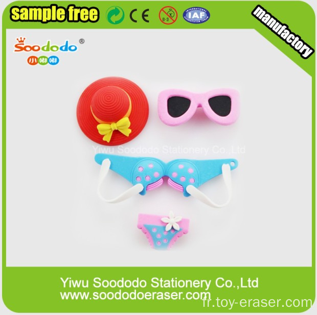 Promotion Custom Made Girl chiffon gomme