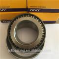 Guanxian Factory Single row chrome steel taper roller bearings 33122
