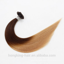 U Tip Pre Bonded Stick Thick Remy Human Hair Extensions