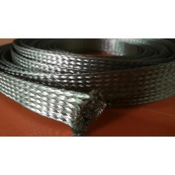 Термостойкая плетеная гильза из нержавеющей стали