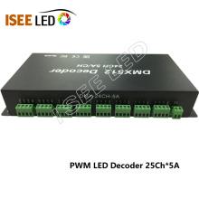 Creative Lamp DMX RGB LED Dimmer Controller
