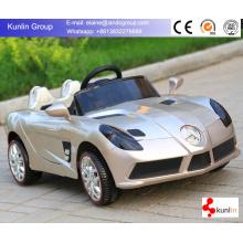 Carro elétrico de Mercedes do brinquedo conduzível do controle de R / C para crianças