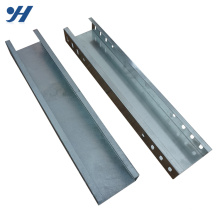 Cold Bending Steel Structure Hanging Cable Trunking Perforated Tray Ducts