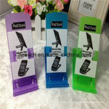Cinco niveles ajustables mini teléfono celular de pie