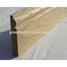 дешевой цене твердые конструкции деревянного плинтуса