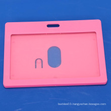 PP plastic id card holder for promote